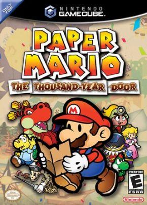 Paper Mario (Seminovo) Game Cube