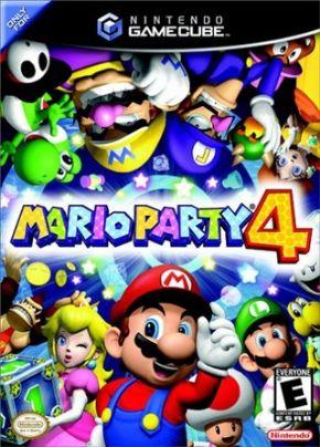 Mario Party 4 (Seminovo)...