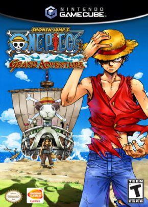 One Piece Grand Adventure...