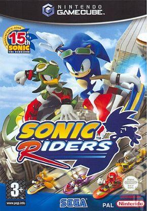 Sonic Riders (Seminovo) C...
