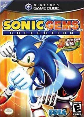 Sonic Gens (Seminovo) Cub...
