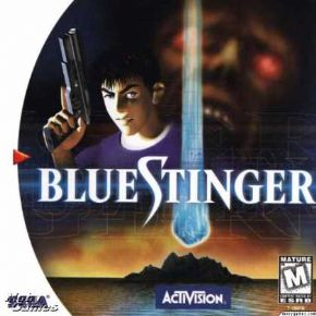 Blue Stinger (Seminovo) D...