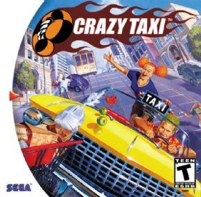Crazy Taxi (Seminovo) Dre...