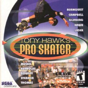 Tony Hawks Pro Skater (Se...