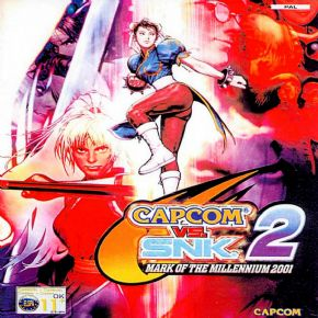 Capcom vs SNK 2 (Seminovo...