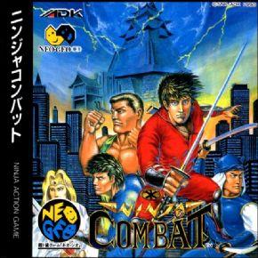 Combat (Seminovo) Neo Geo...