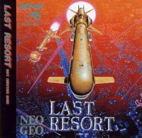 Last Resort (Seminovo) Ne...