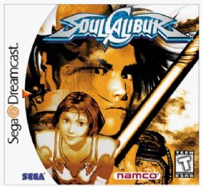 Soul Calibur (Seminovo) D...