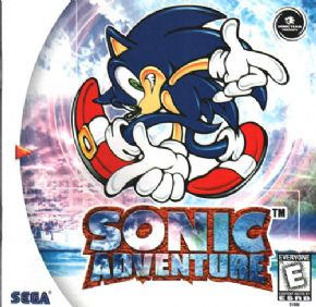 Sonic Adventure (Seminovo...