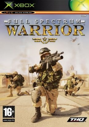 Full Spectrum Warrior XBOX - Seminovo