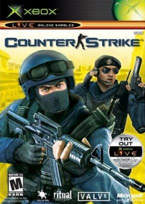 Counter Strike (Seminovo)...
