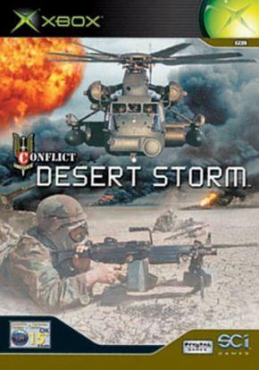 Conflict Desert (Seminovo...
