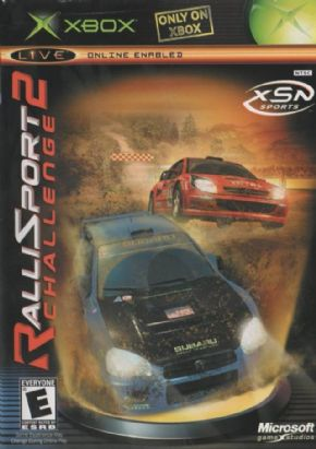 Rally Sport Challenge 2 (...