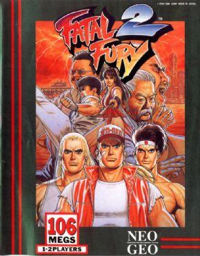 Fatal Fury 2 (Seminovo) N...
