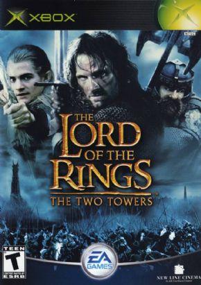 Senhor do Aneis Two Tower...