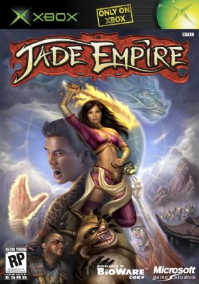 Jade Empire (Seminovo) XBOX