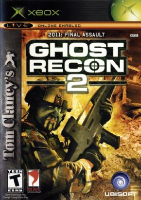 Foto Ghost Recon 2 (Seminovo) XBOX
