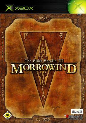The Elders Scrolls 3 Morr...
