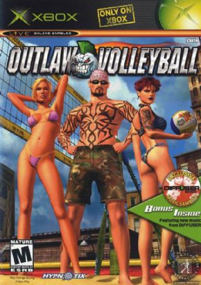 Outlaw Volleyball (Semino...