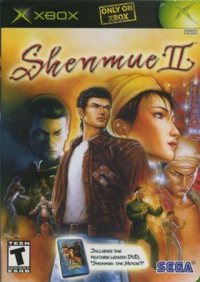 Shenmue 2 (Seminovo) XBOX