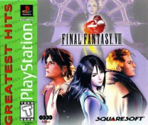 Foto Final Fantasy VIII (Seminovo) PS1