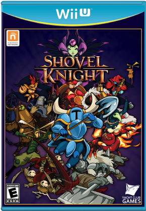 Shovel Knight (Seminovo)...