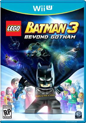 Foto LEGO Batman 3: Beyond Gotham Wii U