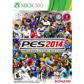 Pro Evolution Soccer 2014...