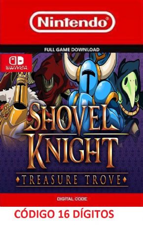 Shovel Knight: Treasure T...
