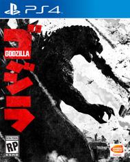 Godzilla PS4 - Seminovo