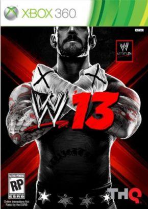 WWE 13 XBOX360