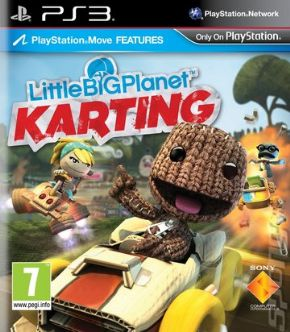 LittleBigPlanet: Karting...