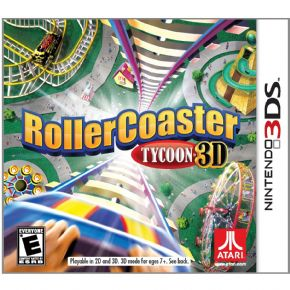 Rollercoaster Tycoon 3DS