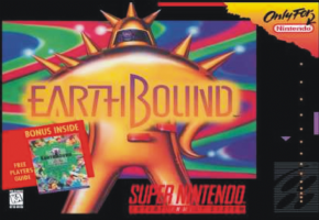 EarthBound (Seminovo) Sup...