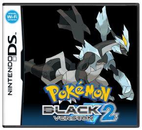 Pokemon Versão Black 2 DS
