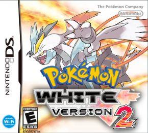 Pokemon Versão White 2 DS
