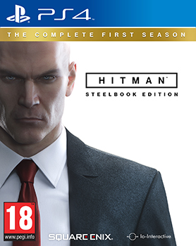 Hitman: The Complete Firs...