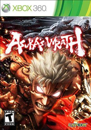 Asuras Wrath XBOX360
