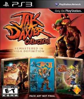 Jak & Daxter Collection P...