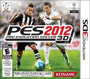 Pro Evolution Soccer 2012...