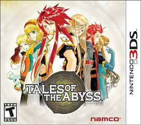 Tales of the Abyss 3DS