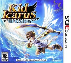 Kid Icarus: Uprising 3DS - Seminovo