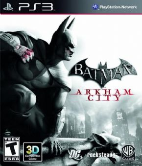 Batman Arkham City PS3 -...