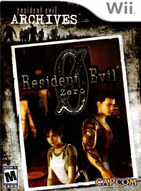 Resident Evil ZERO (Semin...