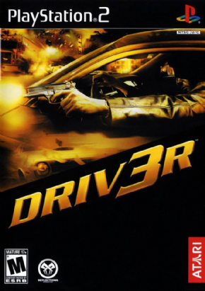 Driver 3 (Seminovo) PS2
