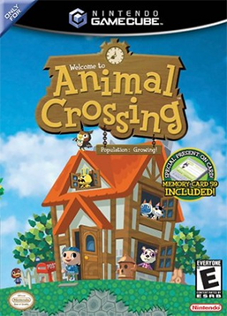 Foto Animal Crossing + Memory Card (Seminovo) Game Cube