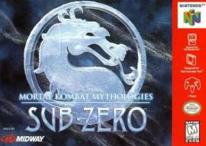 Mortal Kombat Sub-Zero My...