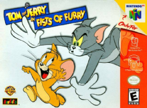 Tom and Jerry in Fist of...