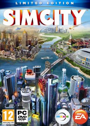 Foto SimCity Edição Limitada PC-DVD (Português BR)