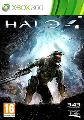 Halo 4 (Seminovo) XBOX360